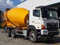 中集牌ZJV5259GJBSZB型混凝土搅拌运输车