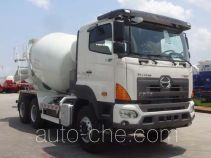 CIMC ZJV5259GJBSZB concrete mixer truck