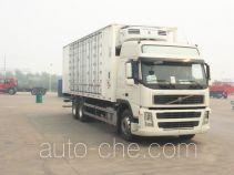 CIMC ZJV5266XLC refrigerated truck