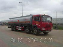 CIMC ZJV5310GHYRJ45 chemical liquid tank truck