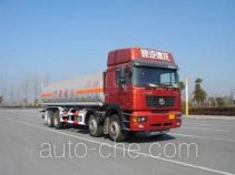 CIMC ZJV5311GHYSX chemical liquid tank truck