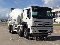 中集牌ZJV5311GJBJM型混凝土搅拌运输车