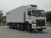 中集牌ZJV5311XLCSZ型冷藏车