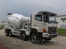 中集牌ZJV5312GJBJM型混凝土搅拌运输车