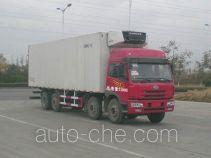 中集牌ZJV5313XLCSD型冷藏车