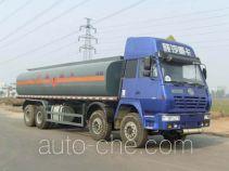 CIMC ZJV5314GHYLY chemical liquid tank truck
