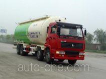 中集牌ZJV5315GFLHJZZ型粉粒物料运输车