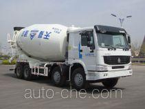 中集牌ZJV5317GJBLYZZ1型混凝土搅拌运输车