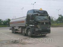CIMC ZJV5319GJYSD fuel tank truck