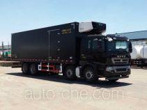 CIMC ZJV5319XLCSD5 refrigerated truck