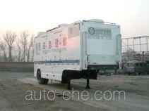 CIMC ZJV9130XTXSD communication trailer