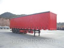 CIMC ZJV9286XXY curtainsider trailer
