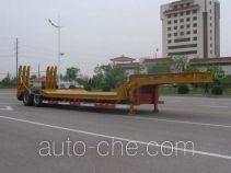 中集牌ZJV9300TDPYK型低平板运输半挂车