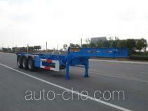 中集牌ZJV9301TJZ型集装箱半挂牵引车