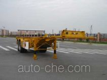 CIMC ZJV9302TJZTH container carrier vehicle