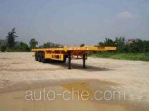 CIMC ZJV9351JP flatbed trailer