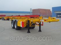 CIMC ZJV9351TJZQD container transport trailer
