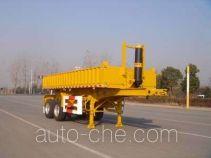 CIMC ZJV9351ZZXTH dump trailer