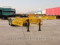 CIMC ZJV9355TJZQD container transport trailer