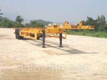 中集牌ZJV9356TJZ01型集装箱半挂牵引车