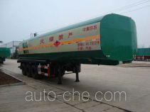 CIMC ZJV9370GYYDY oil tank trailer