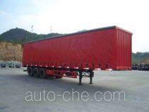 CIMC ZJV9380XXY curtainsider trailer