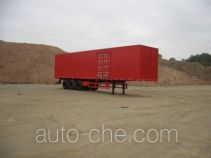 CIMC ZJV9383XXYA box body van trailer
