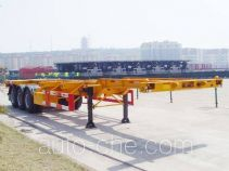 CIMC ZJV9390TJZQD container transport trailer