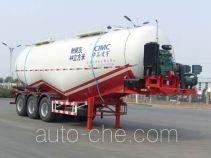 中集牌ZJV9400GFLLY型粉粒物料运输半挂车
