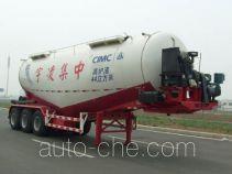 中集牌ZJV9400GFLLYB型低密度粉粒物料运输半挂车