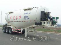 中集牌ZJV9400GFLLYC型低密度粉粒物料运输半挂车