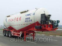 中集牌ZJV9400GFLLYD型低密度粉粒物料运输半挂车