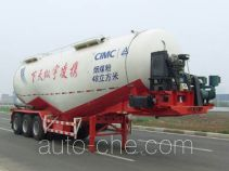 CIMC ZJV9400GFLLYD low-density bulk powder transport trailer