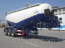 CIMC low-density bulk powder transport trailer