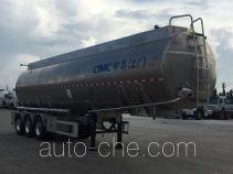 中集牌ZJV9400GGYJM型供液半挂车