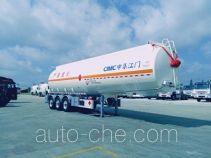 CIMC ZJV9400GRYJM полуприцеп цистерна алюминиевая для легковоспламеняющихся жидкостей