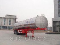 CIMC ZJV9400GYSTH liquid food transport tank trailer