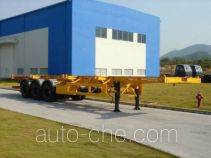 CIMC ZJV9400TJZ container transport trailer