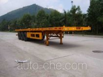 中集牌ZJV9400TJZP型集装箱半挂牵引车
