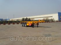 CIMC ZJV9400TJZQD container transport trailer
