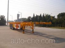 CIMC ZJV9400TJZTH container transport trailer