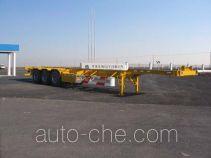 中集牌ZJV9400TJZYK型集装箱半挂牵引车