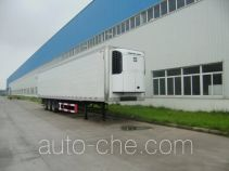 CIMC ZJV9400XLCQD refrigerated trailer