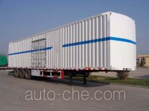 CIMC ZJV9400XXYDY box body van trailer