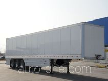 CIMC ZJV9400XXYQD box body van trailer