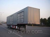CIMC ZJV9400XXYTHA box body van trailer