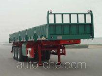中集牌ZJV9400ZZXHJB型自卸半挂车