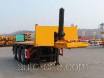 CIMC ZJV9400ZZXPXA flatbed dump trailer