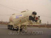 中集牌ZJV9401GFLTH型粉粒物料运输半挂车