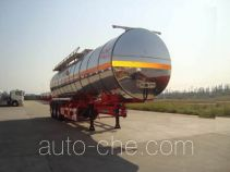 CIMC ZJV9401GRYSZA flammable liquid tank trailer